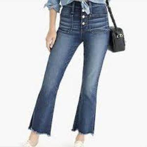 Point Sur Jeans, J. Crew. Size 31